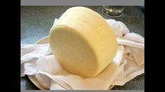 Домашний твердый сыр / Рецепт вкусного сыра - YouTube