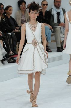 Chanel Fall 2014 Couture Collection Slideshow on Style.com