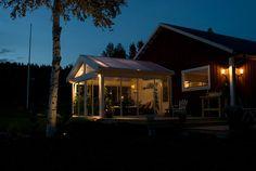 Slik oppfyller du hagestue-drømmen Home Fashion, Cabin, House Styles, Garden, Home Decor, Patio, Garten, Decoration Home, Room Decor