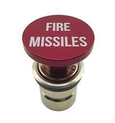Fire Missiles Button Car Cigarette Lighter by Citadel Bla...