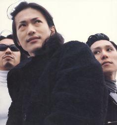 Japanese Electronic Music: Soft Ballet-Ryoichi Endo (遠藤遼一),Ken Morioka (森岡賢),Maki Fujii (藤井麻輝).