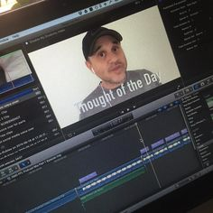 Finishing up editing the new #DMDFitForLife Podcast! Thought of the Day At Home Exercise Special Event Announcement and my Interview with Mia Ives-Rublee (@dawgstar84)! Will be released tomorrow or Saturday!  #fitness #motivation #osteogenesisimperfecta #podcast #videoproducer #onemanband #dmdfb