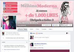 Uma Menina Moderna no Facebook   .: Uma Menina Moderna   Nayara Felix :.