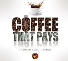 If you haven't heard about Organo Gold Coffee you need too! One of the fastest growing companies that pays you to drink their coffee. PAYS YOU! I Love Coffee, Coffee Time, Brown Coffee, Free Coffee Samples, Coffee Business, Cold Meals, Coffee Drinks, Hot Chocolate, Organic
