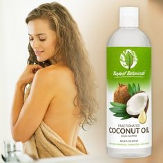 My skin is always so dry and cracked from the cold winter weather.  I have a ton of creams & lotions but they never work that well and they're chemical laden.  I made the switch to nature's best moisturizer - LIQUID COCONUT OIL!  It's odorless and non-greasy.  The result is smooth, hydrated skin that lasts for hours!  I LOVE it and the best part is, it's CHEMICAL FREE!
