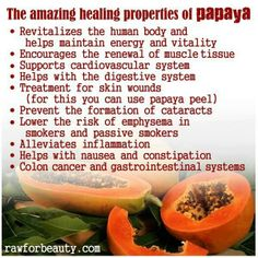 Nutrients in Papaya - Papayas are a fantastic source of antioxidant nutrients like vitamin C, carotenes and flavonoids