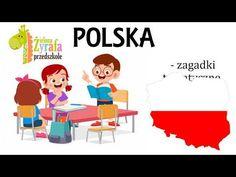 POLSKA zagadki tematyczne - YouTube Diy For Kids, Family Guy, Education, Youtube, School, Historia, Musica, Europe, Onderwijs