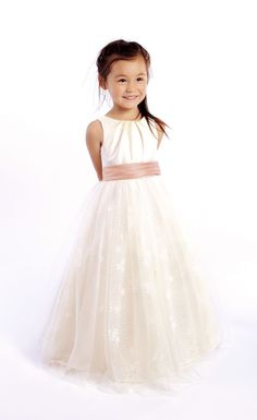 YF3801 from Jasmine Flowergirls
