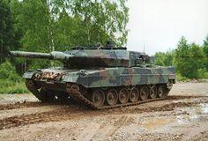 الدبابة الألمانية الجبارة ليوبارد-2 ايه-7  http://malwmataskrya.blogspot.com/