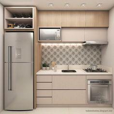 Kitchen Room Design, Diy Kitchen, Kitchen Interior, Kitchen Decor, Kitchen Ideas, Kitchen Small, Kitchen Wood, Kitchen Cabinets, Kitchen Designs
