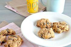 Fruit and Nut Breakfast Cookies