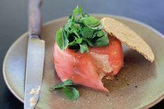 Smoked salmon mousse Recipe - Taste.com.au Mobile http://www.taste.com.au/recipes/9259/smoked+salmon+mousse