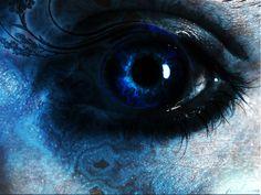 Glacial eye