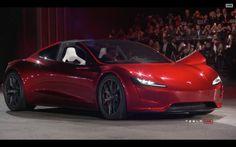 Een nieuwe Tesla Roadster komt in 2020 en het wordt volgens Elon Musk de snelste productie-auto ooit met een top van meer dan 400 km/u.