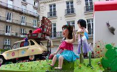 Miss Satiny Heart: Carnaval de Nantes 2016