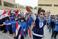 Why White Nationalists Love Bashar al-Assad