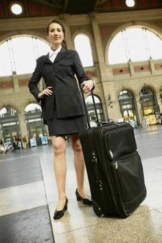 Tips for packing like a flight attendant.