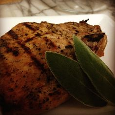 These where awesome! Beer-Brined Grilled Pork Chops - Avery Z Chipka ...