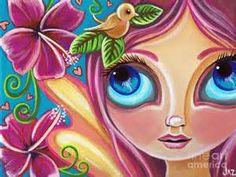 Pop Art Fairies - Bing images