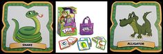 Treasure Trax is a fun scavenger hunt type game by Usaopoly. It is a cute game of finding clues which keeps kids active, engaged, learning and of course having fun!
