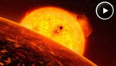 A new ScienceCast video looks into the case of the planet-devouring red giant BD+48 740. Play it!