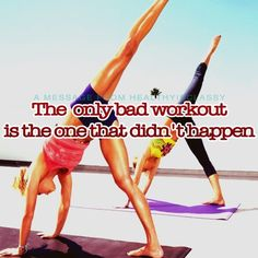 The only bad workout is the one that didn't happen! http://mmorris.webs.com or  https://www.facebook.com/MMorrisFitness