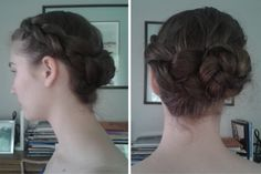 A crescent braid by Anna S.