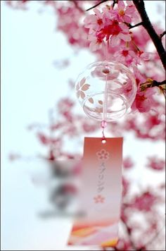Hanging Bell Decoration , Pink , One Size - TOPI Home | YESSTYLE