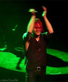 Gerard Way // My Chemical Romance
