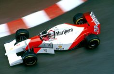 1993 Michael Andretti, Mc Laren MP4-8
