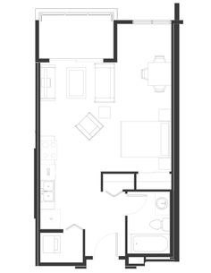Peterson Landing New Apartments for rent in Kamloops on Summit Drive, Sahali Apartments, Landing, Tiny House, Floor Plans, Group, How To Plan, Type, Tiny Houses, Floor Plan Drawing