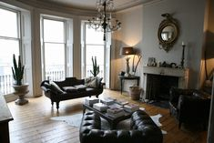 Alex Macarthur {baroque modern living room} | Flickr - Photo Sharing!