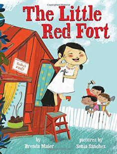The Little Red Fort Scholastic Press