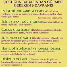 Çocuğun babasından görmesi gereken 6 davranış English Classroom, I Want To Know, School Counseling, Physiology, Kids Education, Meaningful Quotes, Child Development, Kids And Parenting, Literature