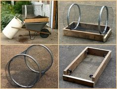 The average gardener or DIYer doesn't need a full size motorized sifter. This is…