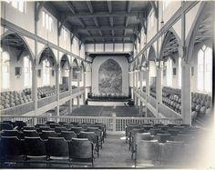 Virginia Military Institute-Chapel