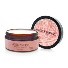 $35 Josie Maran whipped argan oil body butter. @haddy let me try this today and I ordered it as soon as I got home.