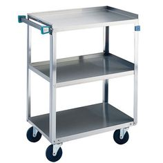 For an easy transport of medical supplies, Brewer stainless steel all-purpose cart is all you need! Constructed with non-corrosive stainless steel that is strong and durable. ✔ All purpose cart ✔ Three Stainless Steel Shelves ✔ Rubber Wheel Casters Stainless Steel Kitchen Cart, Mobile Storage, Utility Cart, Cabinets For Sale, Restaurant Equipment, The Ordinary, Shelves, Metal, Serving Cart