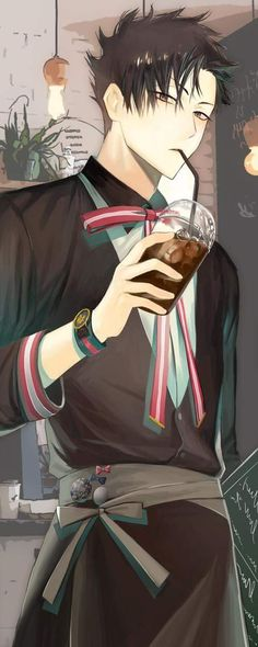 Kuroo aka Cameriere