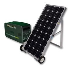 Power Source 1800 Solar backup generator WANT!!!