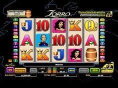 New Zorro slot - http://cp4w.com/aristocrat-slots/zorro.html