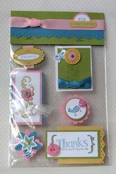 Sara Stamper - Main Page: Card candy swaps