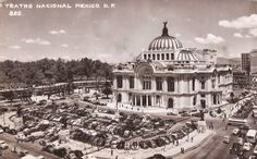 National Theater in Mexico D.F. | Echoes of Mexico