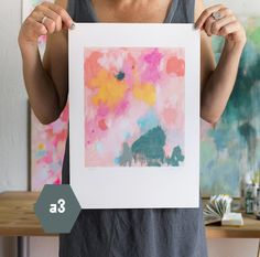 Fine art prints, original abstract paintings, limited edition boutique homewares and paper goods by Melbourne artist Belinda Marshall Acrylic Paint On Wood, Painting On Wood, Large Prints, Fine Art Prints, Pigment Ink, Diy Art, Cool Art, Art Drawings, Art Projects