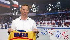DOMINÁTOR. Dominik Hašek. Olympic champion in ice hockey in Nagano after 15 years
