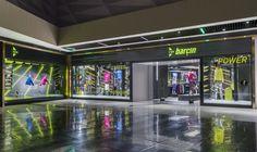 Barçın Store by YALIN TAN + PARTNERS, Istanbul   Turkey sports