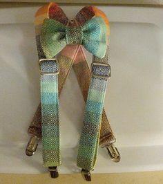 Custom Wrap Scrap Suspenders  Send Your Own Scrap by AprilRMullins, $25.20