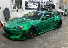 @ltmw just finished the first Rocket Bunny v3 FRS on 19x10.5 and 19x13 #rotiform LHR - @slick_esq