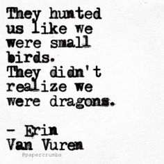 They didn't know we donned storms on the inside, they only saw the grace on our skin. *inspired by the old Mexican proverb about burying/seeds*  _______________________________________________ Get your copy of my book, BRAIN FOOD FOR BIG KIDS, from erinvanvuren.com (link in bio). #erinvanvuren #woke #empowerment #wednesday