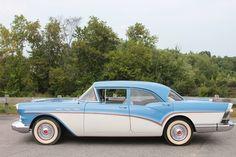 1957 Buick Special 4-Door Sedan